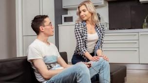 slut gives sexual joy stepbrother stepsister sex